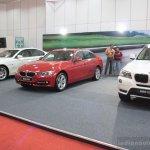 Times Auto Expo Chennai BMW stall