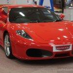 Times Auto Expo Chennai Ferrari F430 front