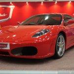 Times Auto Expo Chennai Ferrari F430