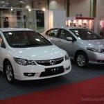 Times Auto Expo Chennai Honda stall