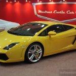 Times Auto Expo Chennai Lambo Gallardo side