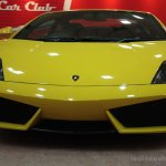 Times Auto Expo Chennai Lamborghini gallardo front