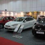 Times Auto Expo Chennai Renault Stall