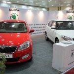 Times Auto Expo Chennai skoda