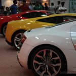 Times Auto Expo Chennai supercars rear