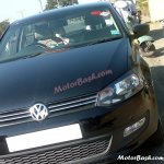 VW Polo CNG variant spied on test