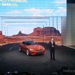2013 BMW Z4 live image