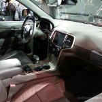 2014 Jeep Grand Cherokee dashboard