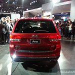 2014 Jeep Grand Cherokee rear