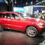 2014 Jeep Grand Cherokee side
