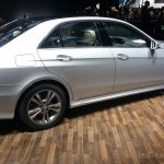 2014 Mercedes E Class live images side view