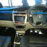 Tata Vista D90 Xtreme concept interior