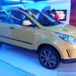 Tata Vista D90 Xtreme concept side