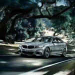 BMW 3 Series GT front