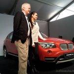 BMW X1 facelift launch