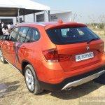 BMW X1 facelift rear quarter