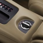 Ford Endeavour Alterrain Edition drive mode selector dial