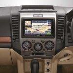 Ford Endeavour Alterrain Edition infotainment screen