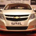 Chevrolet Sail sedan front