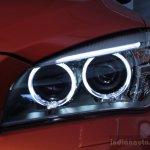 BMW X1 facelift headlamps