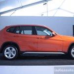 BMW X1 facelift side profile