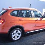 BMW X1 facelift rear three quarter right