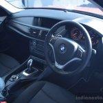 BMW X1 facelift interior