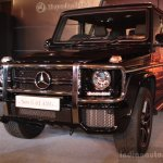 Mercedes G63 AMG front three quarter