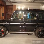 Mercedes G63 AMG side profile left