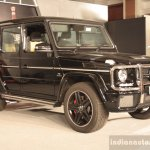 Mercedes G63 AMG front right quarters
