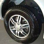 Isuzu MU-7 alloy wheels