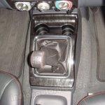 Isuzu MU-7 manual transmission gear lever