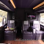 Luxure Magical India Bus seating