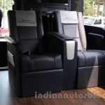 Luxura Magical India Bus seats
