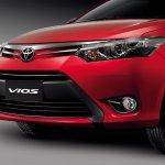 2014 Toyota Vios front fascia