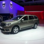 2013 Dacia Logan MCV side