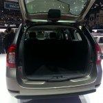 2013 Dacia Logan MCV bootspace