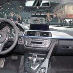 2014 BMW 3 Series GT interior