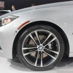 2014 BMW 3 Series GT wheel
