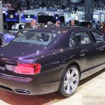 2014 Bentley Continental Flying Spur rear quarter right
