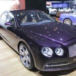2014 Bentley Continental Flying Spur front quarter right