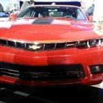 2014 Chevrolet Camaro SS front