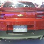 2014 Chevrolet Camaro SS rear NY live