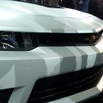 2014 Chevrolet Camaro Z28 front grill