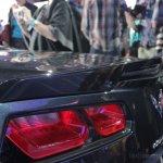 2014 Chevrolet Corvette Stingray convertible tail lamps