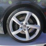 2014 Chevrolet Corvette Stingray convertible wheel