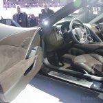 2014 Chevrolet Corvette Stingray convertible door open