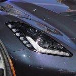 2014 Chevrolet Corvette Stingray convertible head lamp