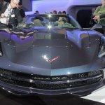 2014 Chevrolet Corvette Stingray convertible front