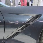 2014 Chevrolet Corvette Stingray convertible emblem